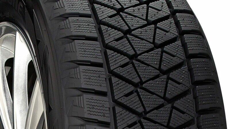 Bridgestone Blizzak DM-V2 — Тест