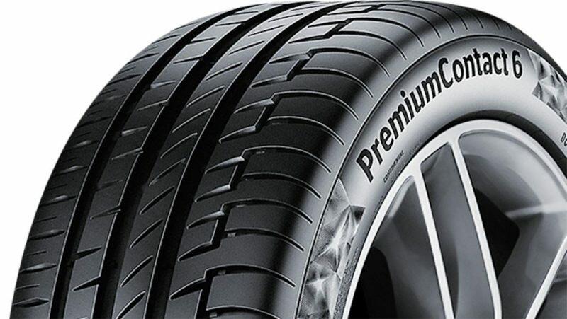 Обзор и тест Continental PremiumContact 6