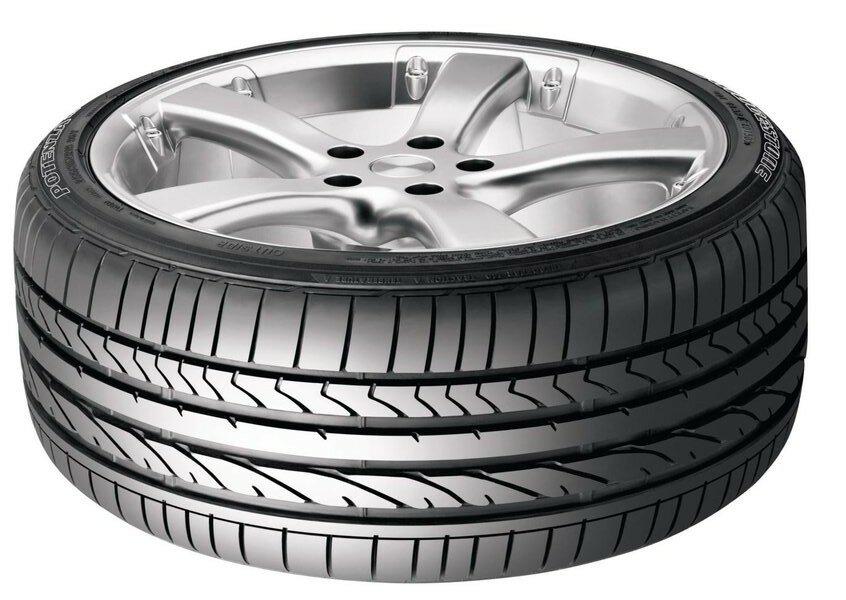 Обзор и тест Bridgestone Potenza RE050A